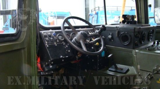 Hagglund BV206  soft top with ammo body for sale