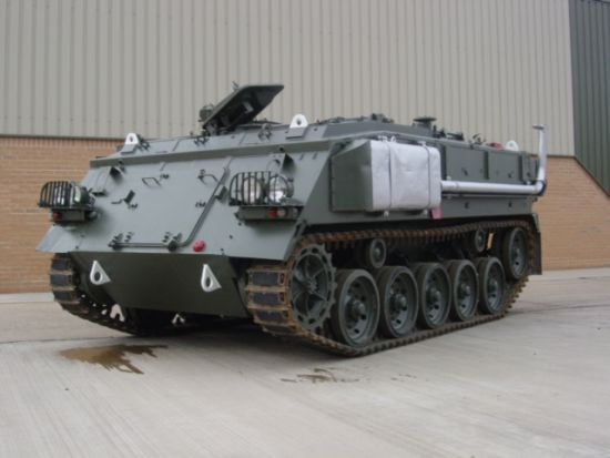 FV 432 MK 2 armoured personnel carrier