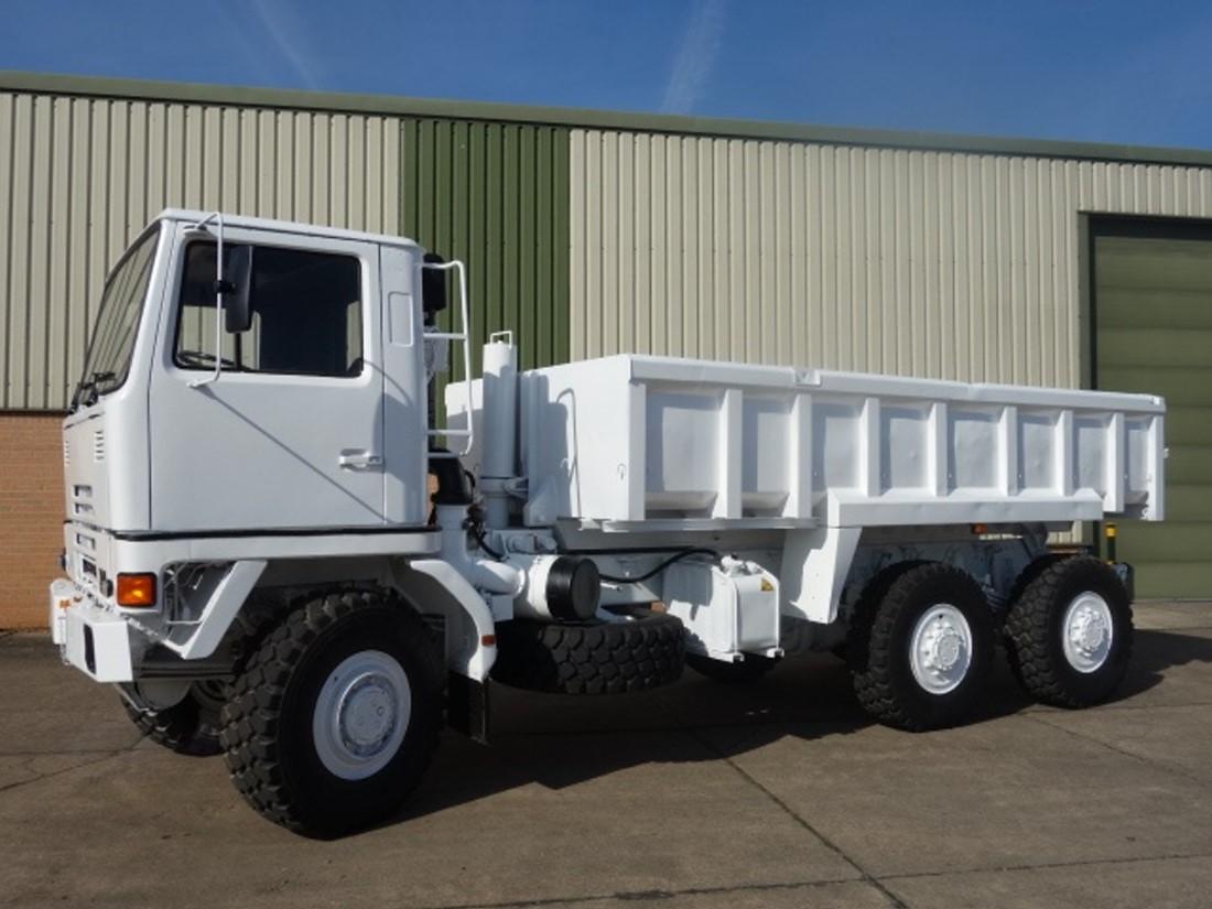 Bedford TM 6x6 Tipper Truck for sale
