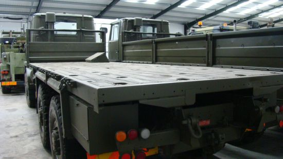 Bedford TM 6x6  container carrier   used military vehicles, MOD surplus for sale