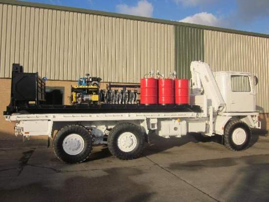 Bedford TM 6x6 service truck with de mountable body | used military vehicles, MOD surplus for sale