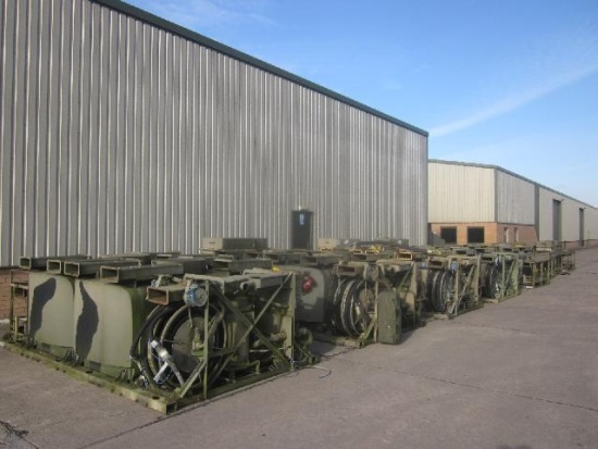 De mountable fuel dispenser | used military vehicles, MOD surplus for sale