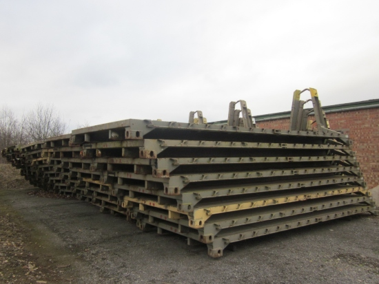 DROPS body - 20ft ISO flat rack | used military vehicles for sale
