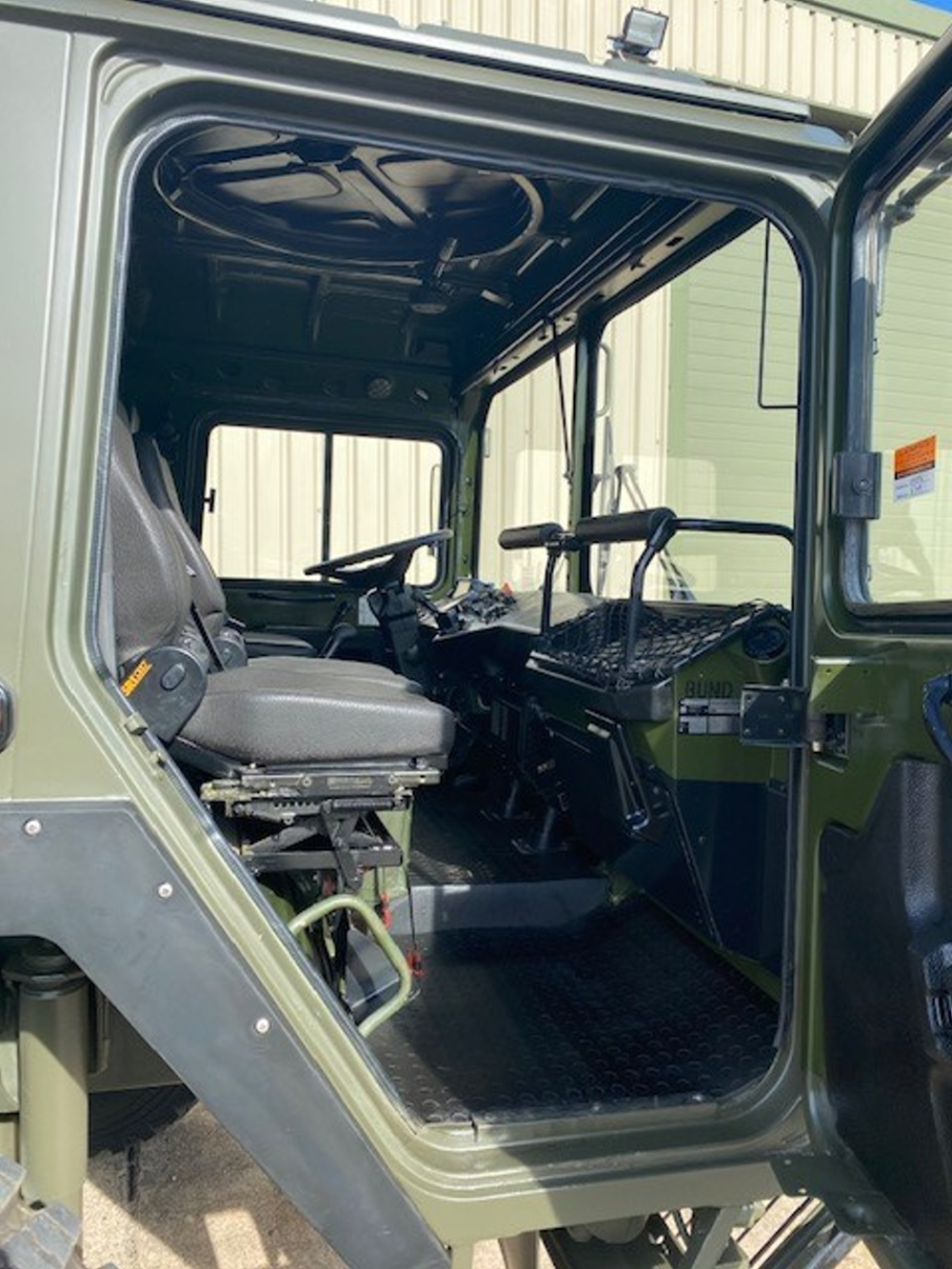 MAN CAT A1 6x6 LHD Chassis Cab Trucks  military for sale