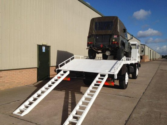 DAF YA4440 4x4 Beaver rough terrain recovery Truck with winch | used military vehicles, MOD surplus for sale