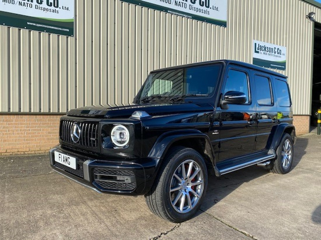 Mercedes-Benz G Wagon G63 AMG Unused for sale | military vehicles