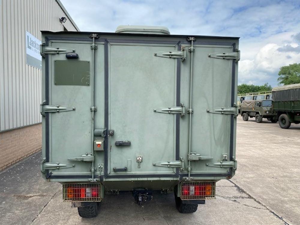 Pinzgauer 718 6x6 Support Vehicle for sale