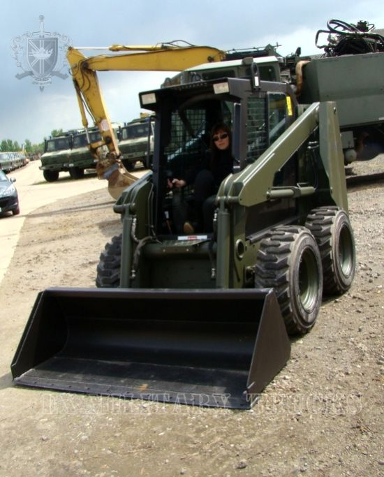 SOLD Case 440 Skid-Steer Loader | used military vehicles, MOD surplus for sale