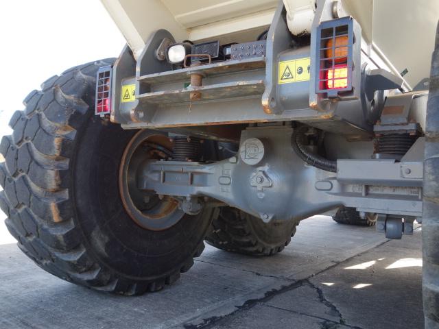 Terex TA400 dump truck   used military vehicles, MOD surplus for sale