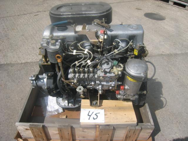 Reconditioned  Mercedes OM603.960 V5 turbo diesel engine  for sale  . The UK MOD Direct Sales