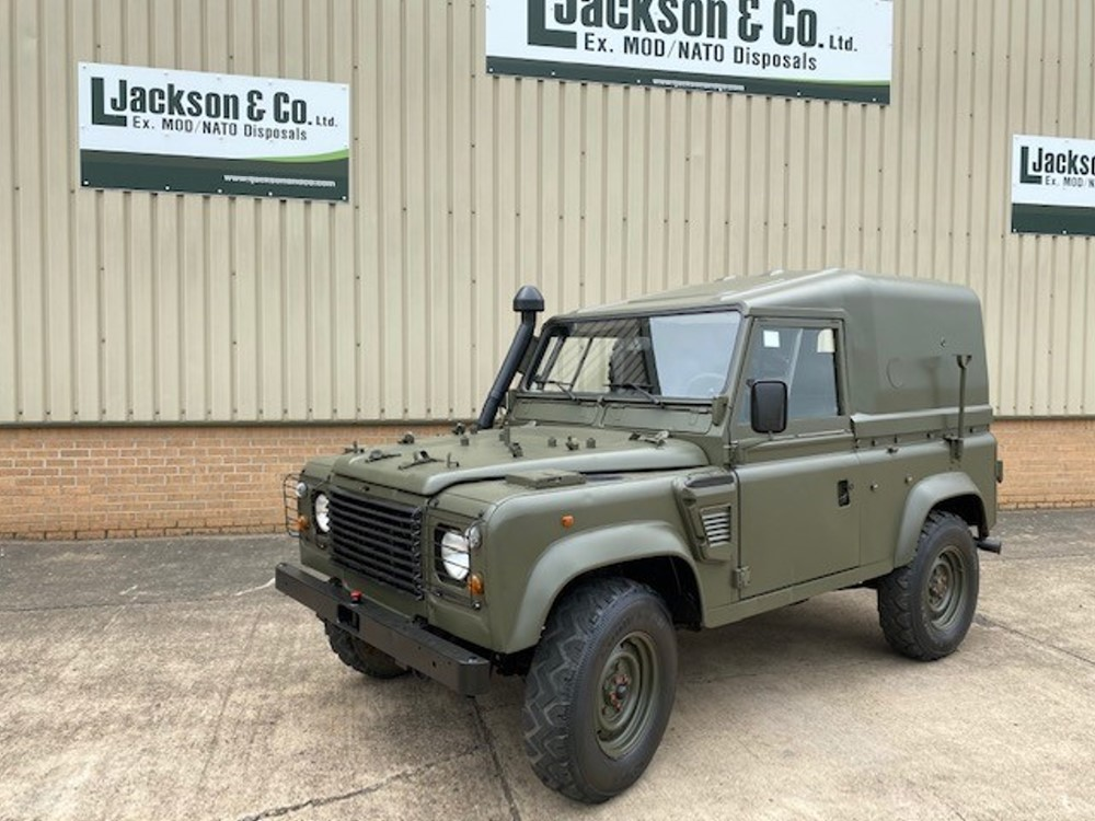 Land Rover Defender 90 Wolf LHD Hard Top for sale