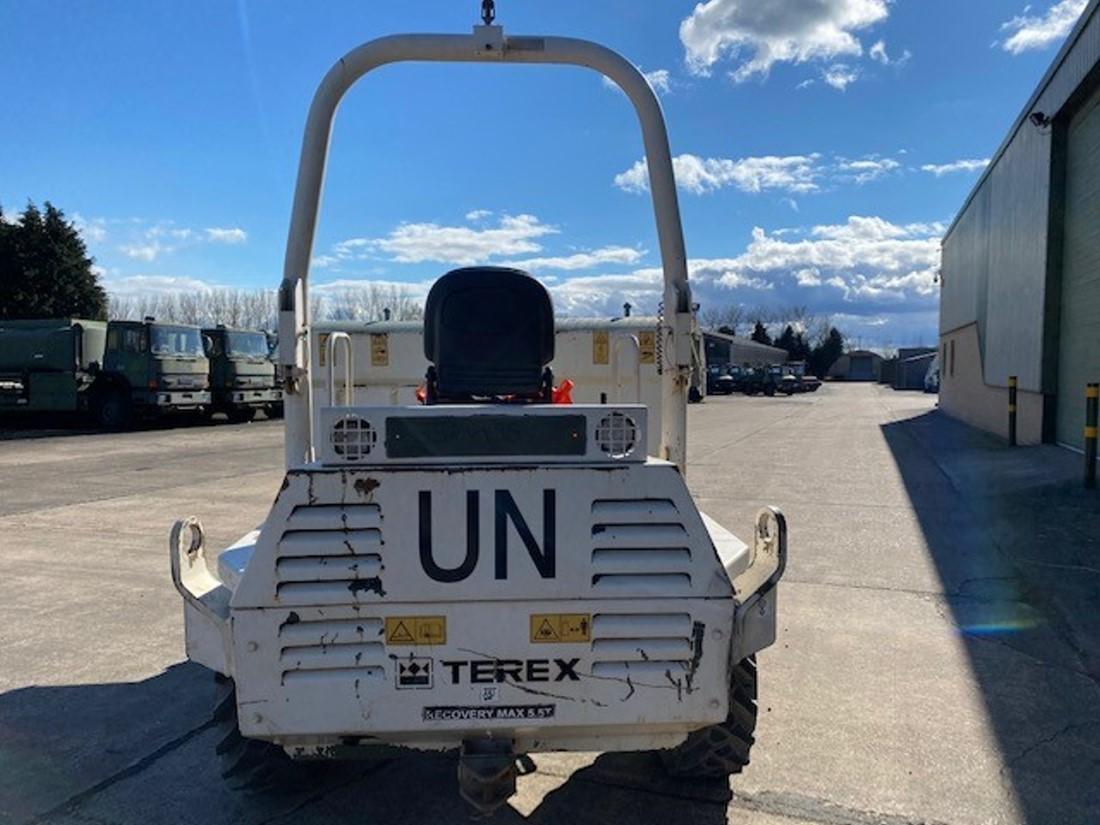 Ex military Terex TA3 Dumper | used military vehicles, MOD surplus for sale