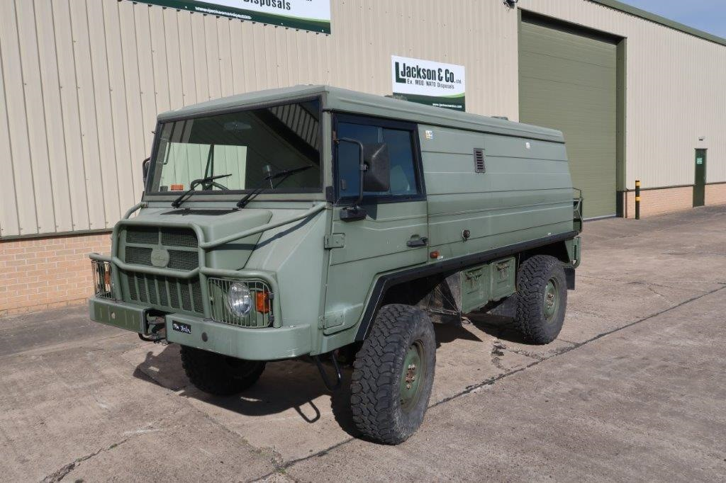 Pinzgauer 716 MK 4x4 RHD | Military Land Rovers 90, 110,130, Range Rovers, Mercedes for Sale