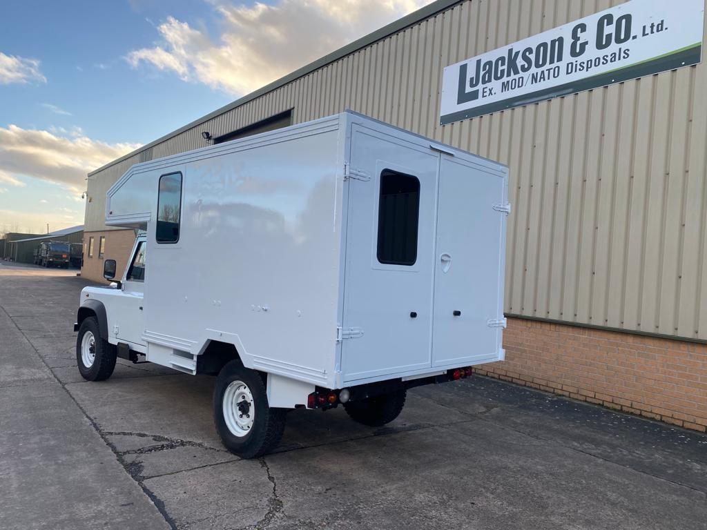 NEW (camper vans)  Land Rover 130 Defender  RHD  for sale