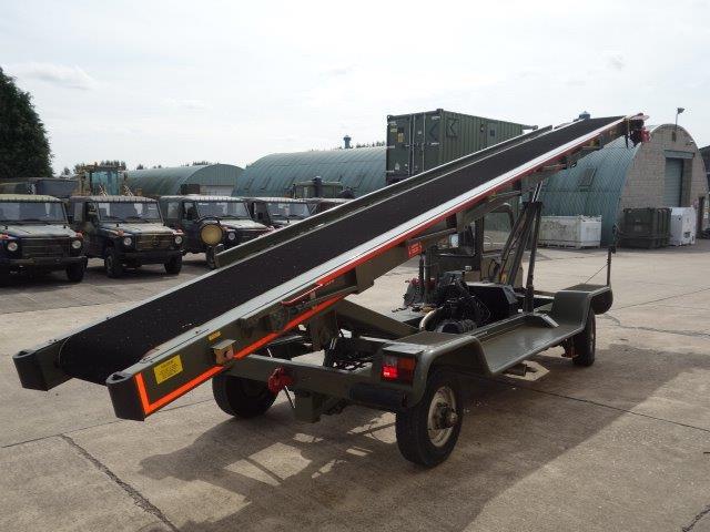 AMSS Self Propelled 9 Metre Belt Loader - for sale