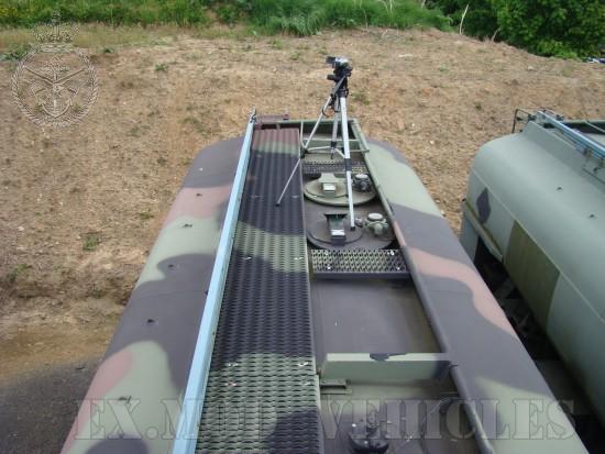 Aurepa 30,000ltr Tanker trailers   used military vehicles, MOD surplus for sale