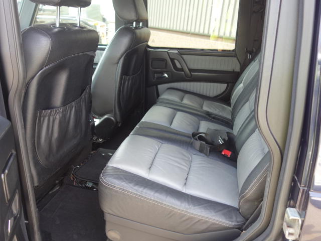 Armoured Mercedes G500  Wagon SUV 4x4   used military vehicles, MOD surplus for sale