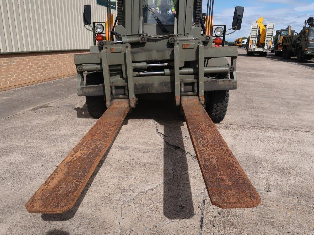 Valmet Sisu 16 Ton 1612HS 4x4 Forklift  military for sale