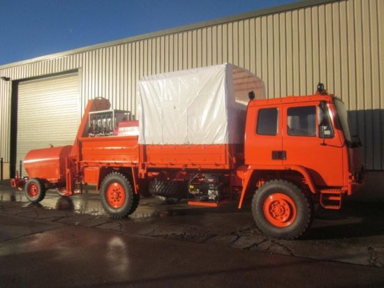 Leyland Daf 45.150   4x4  lube and service ex.mod truck for sale