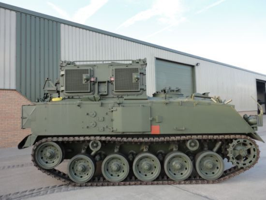 WAS SOLD FV 439 command vehicle