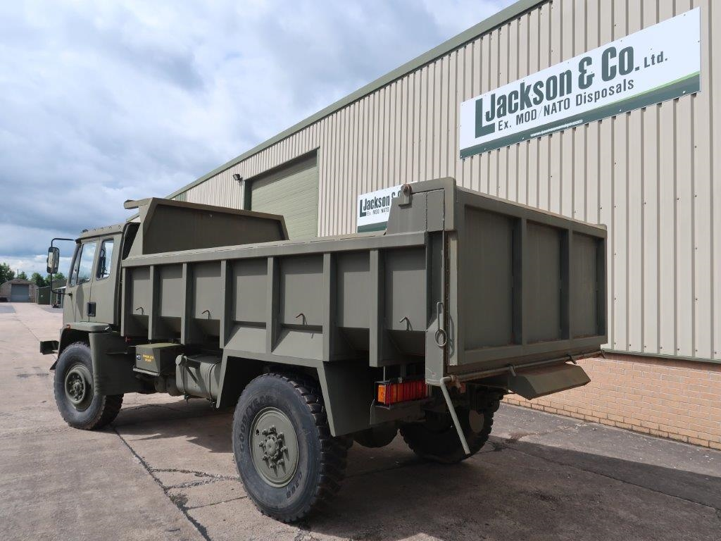 Leyland Daf 4x4 Tipper Truck for sale