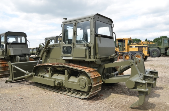 WAS SOLD Caterpillar D6D dozer with ripper