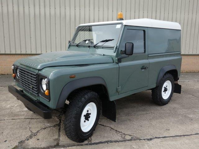 Land Rover Defender 90 TDCi Hard Top for sale