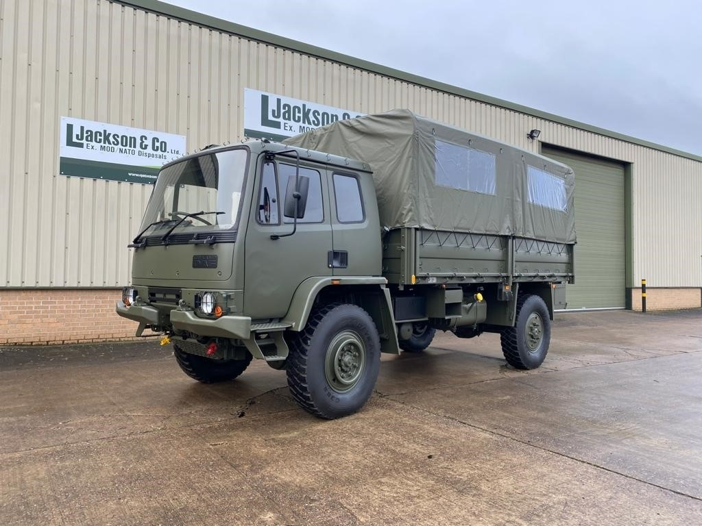 Leyland Daf 4x4 Shoot Vehicle/Gun Bus | Military Land Rovers 90, 110,130, Range Rovers, Mercedes for Sale