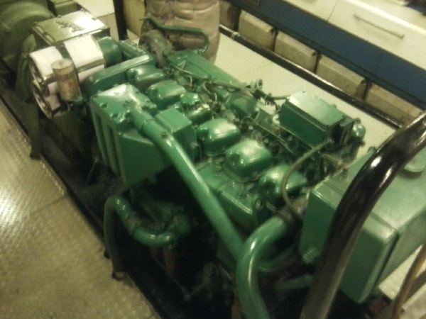 Utility  vessel   used military vehicles, MOD surplus for sale