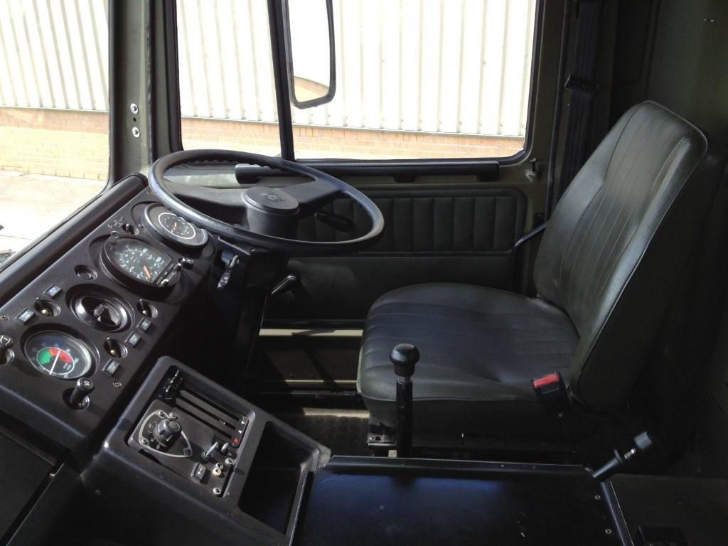 Bedford TM 6x6 Tipper Truck  military for sale