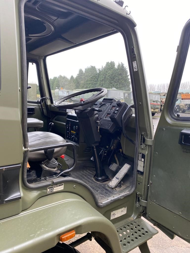Leyland Daf 4x4 Shoot Vehicle/Gun Bus | used military vehicles, MOD surplus for sale