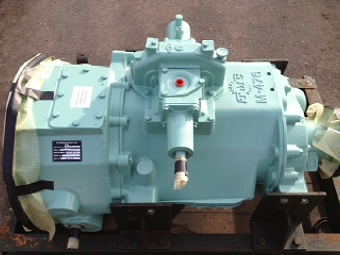 Reconditioned Bedford TM 4x4 gearbox