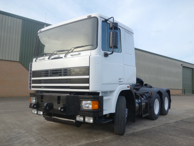 WAS SOLD DAF XF95/SA tractor unit
