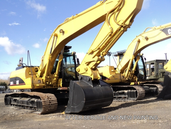 Caterpillar 320 CL Tracked Excavator |  EX.MOD direct sales
