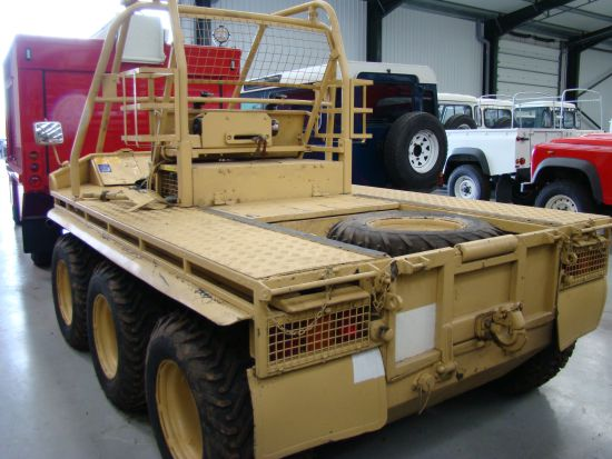Alvis Supacat 6x6 1600 MK II | used military vehicles, MOD surplus for sale