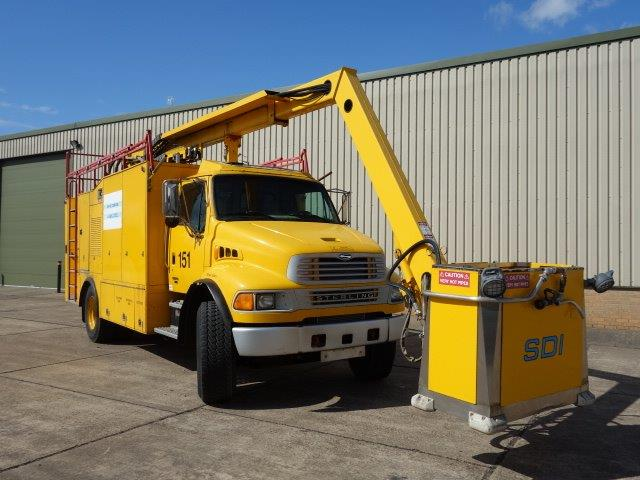 SDI Aviation Aircraft De-Icer Truck   used military vehicles, MOD surplus for sale
