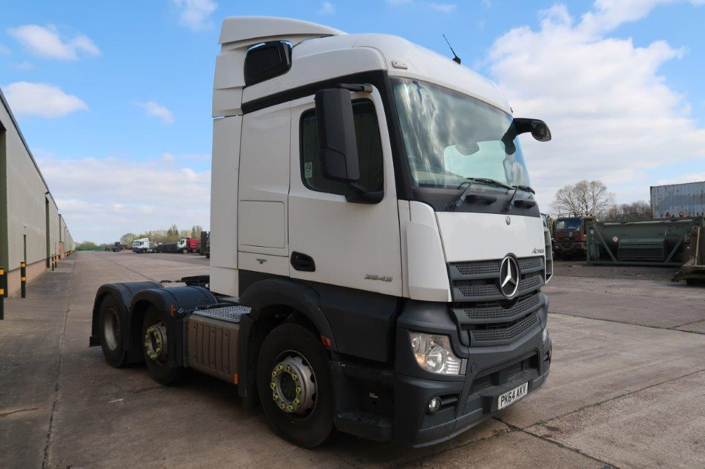 Mercedes Actros 2543 6x2 Tractor Units for sale | for sale in Angola, Kenya,  Nigeria, Tanzania, Mozambique, South Africa, Zambia, Ghana- Sale In  Africa and the Middle East