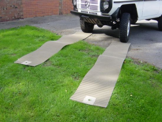 Self recovery matting | Military Land Rovers 90, 110,130, Range Rovers, Mercedes for Sale