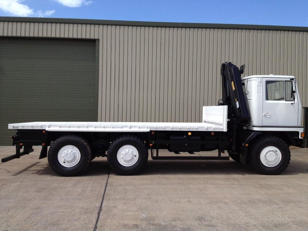 Bedford TM 6x6  container carrier  military for sale