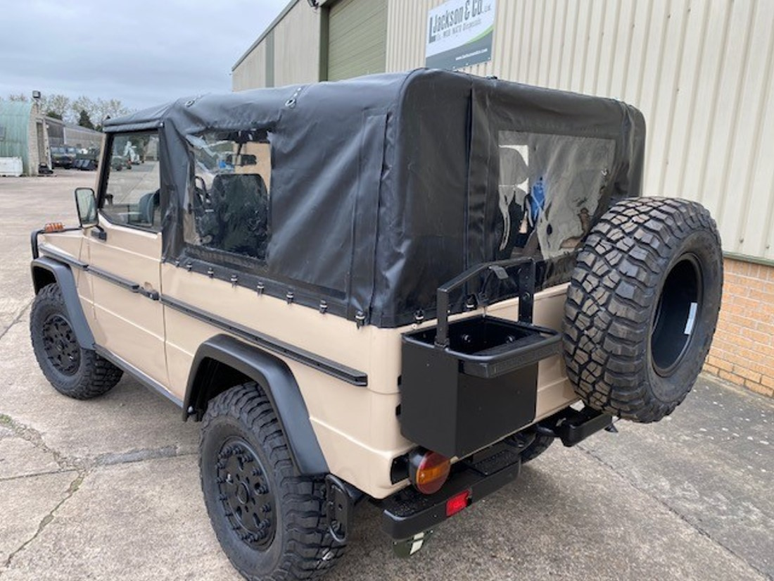 Mercedes G Wagon 250 Wolf for sale