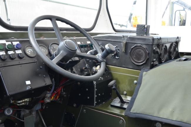 Hagglund BV206  Tanker Amphibious for sale