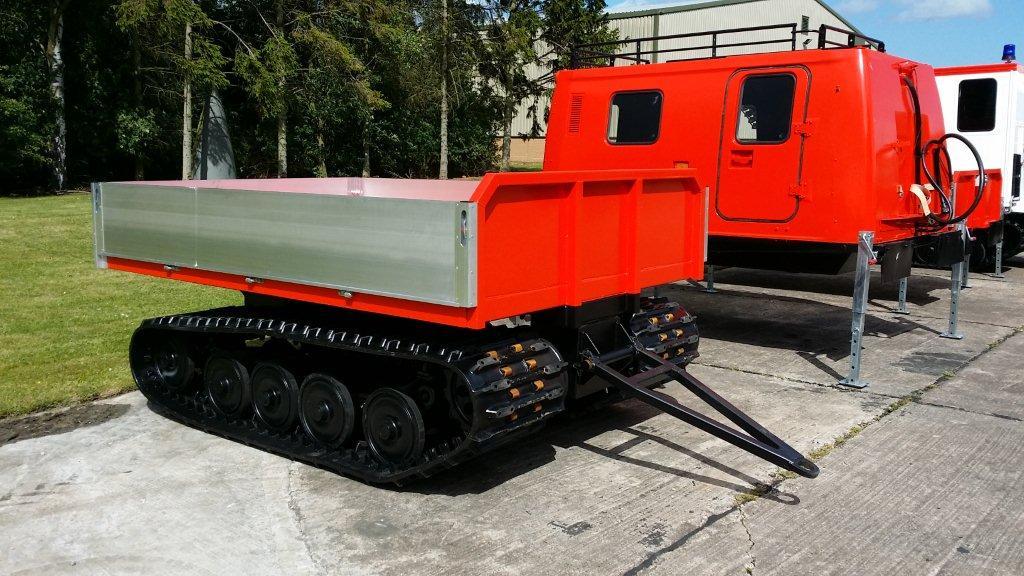 Hagglund Bv206 Hard Top  with Twist Locks | used military vehicles, MOD surplus for sale