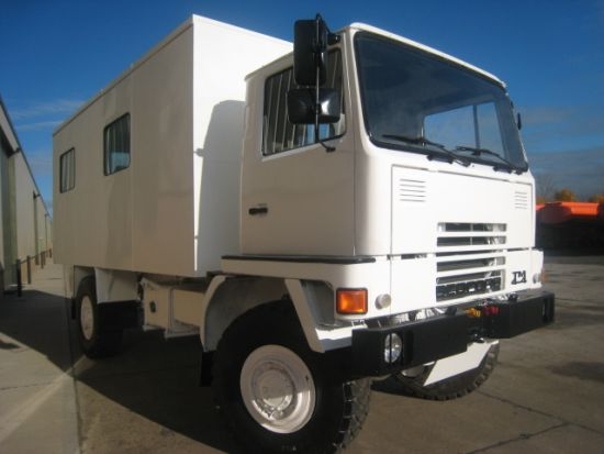 Bedford TM 4x4 box truck personnel carrier  for sale . The UK MOD Direct Sales