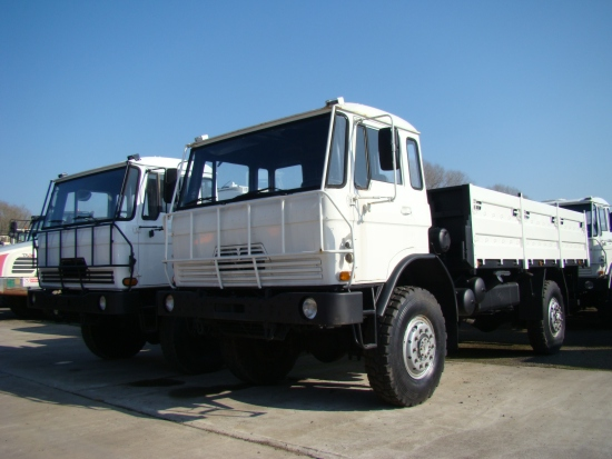 DAF YA4440 4x4 Drop Side Cargo Truck for sale