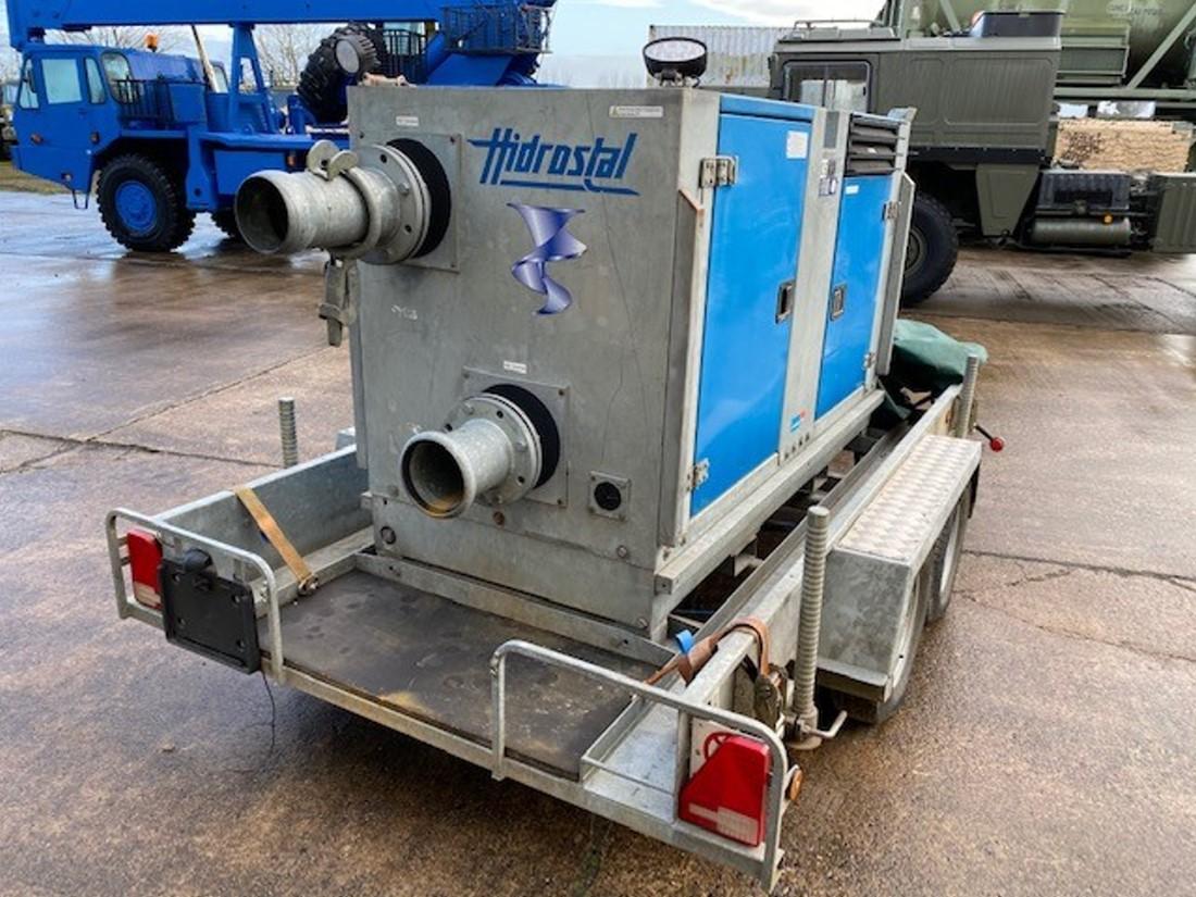 Hidrostal Superhawk 150-6 Water Pump for sale
