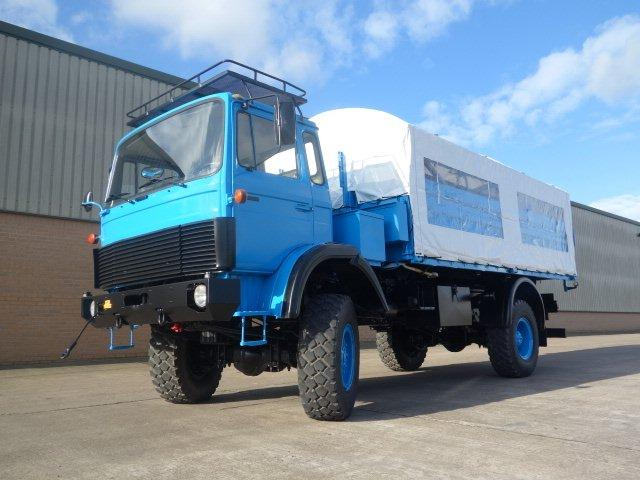Iveco 168M11 Personnel Carrier | used military vehicles for sale
