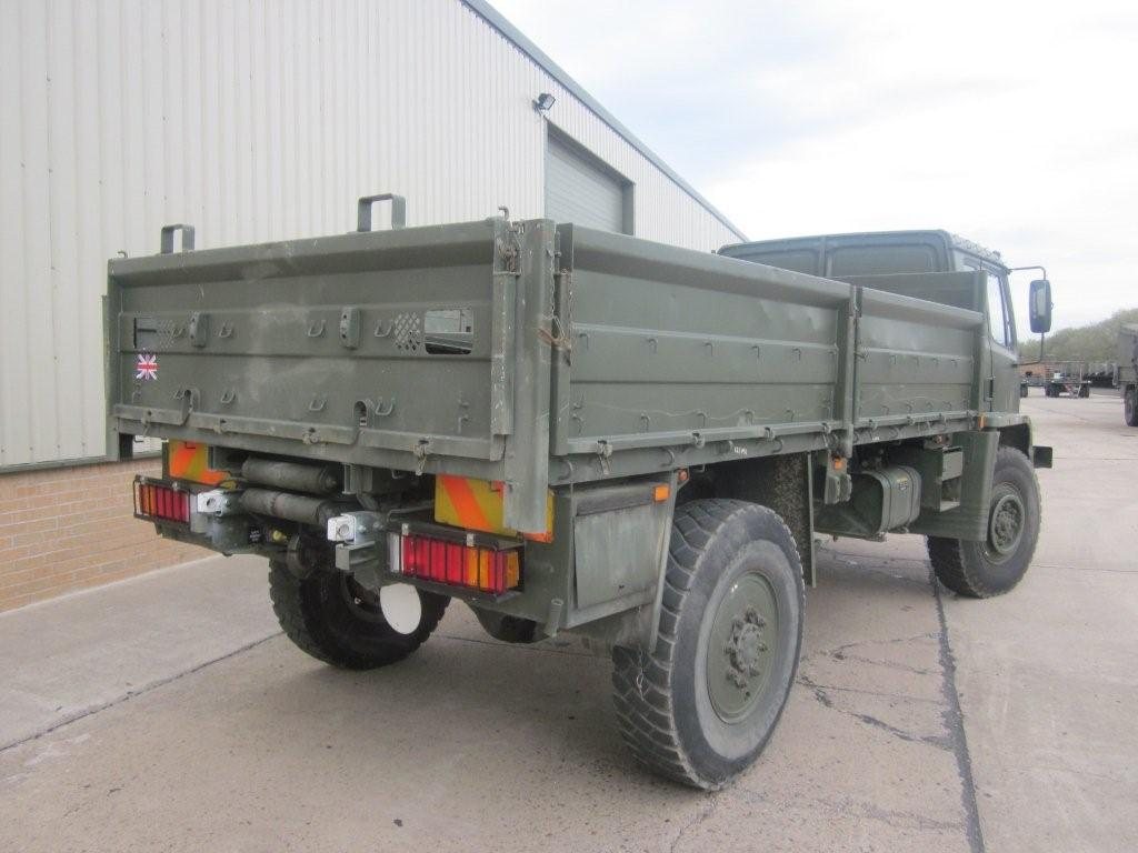 Leyland Daf 4x4 winch ex military truck for sale