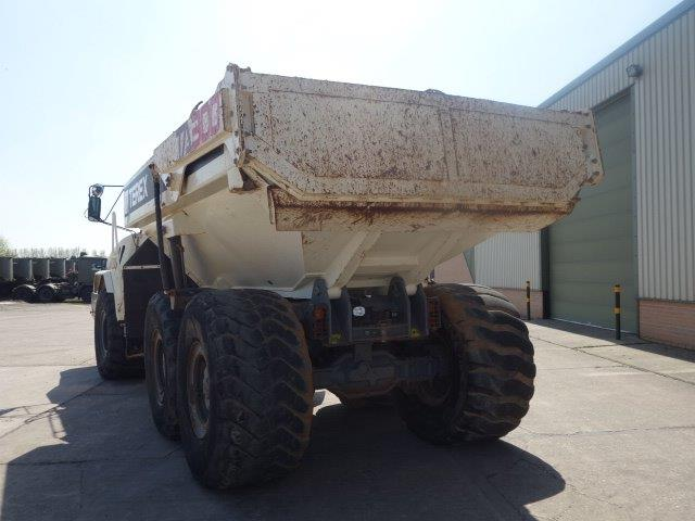 Terex TA300 6x6 Articulated Dumper 2012 | used military vehicles, MOD surplus for sale