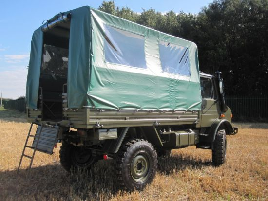 Mercedes Unimog U1300L 4x4 Shoot Vehicle | used military vehicles, MOD surplus for sale