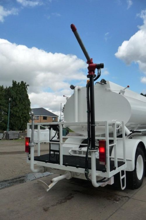 Foden 4380 MWAD 8x6 Watering Dust Suppression  Truck with Spray Bar  for sale . The UK MOD Direct Sales